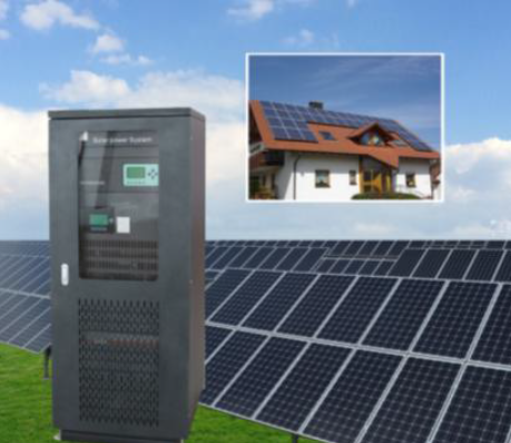 big power off grid solar generator system for home use 50kw