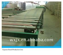 building materials made gypsum board production machinery