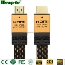 Ultra HDMI Cable 3ft 6ft 10ft 15ft with Ethernet - HDMI 2.0 Professional Support 4K 3D 2160P - Audio Return Channel (ARC)