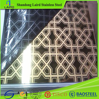 304 3mm embossed stainless steel sheet