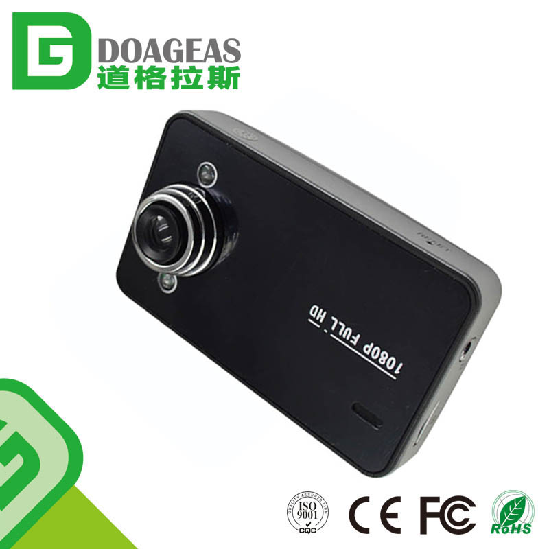 Doageas Mini Car DVR Camera H21 Dashboard Full HD 1080p Video Registrator Recorder G-sensor Night Vision Dash Cam