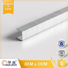 20Ga 16mm Crown Factory 10 Series Staple Color Sofa Staples For Furniture