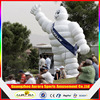 4m advertising inflatable Type inflatable tire model , advertising inflatable cartoon