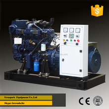 CCS certificated 50Hz 3 phase Chinese Power 50KW marine generator for sale