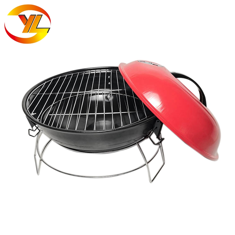 China 14inch Kettle Barbecue Hot Product Portable Outdoor Charcoal BBQ Grill Manufacturer