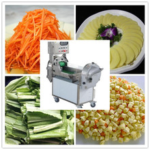 Factory Price vegetable fruit cube cutter / fruit cutting machine for sale