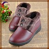 High quality and comfortable old fashion winter shoes