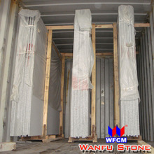 China grey granite polished big slabs G603
