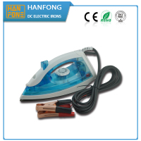 150w solar power iron 12V dc electric solar iron energy system steam iron for clothes