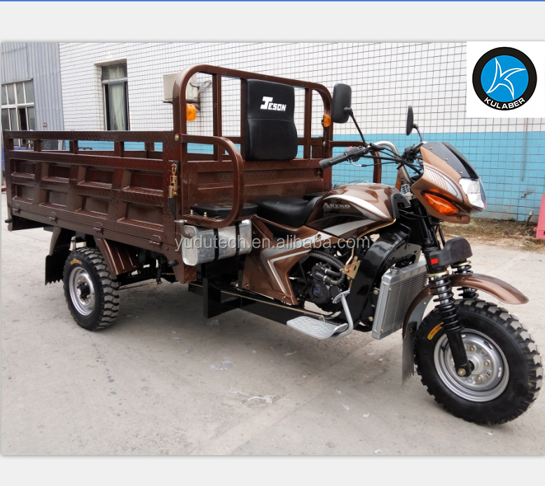 163MLD 2018 Newest high quality cheap commercial cargo motorcycle trucks big 3 wheel tricycle for adult