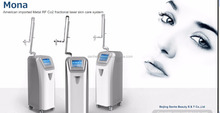 40W USA RF Tube Stretch Mark Removal Fractional Laser CO2 / fractional co2 laser equipment/co2 fractional