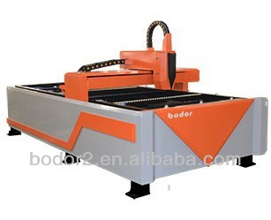 hot sale! Height-adjustable laser head fiber laser metal cutter