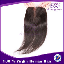 100% Leading Hair Virgin Brazilian Straight Full Front Lace Closures With Part Free Shipping