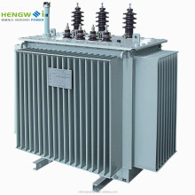 china suppliers electric oil immersed power supply transformer