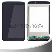 China Tablet Black Color for LG G Tablet Pad 8.3 V500 lcd Touch Screen Digitizer Replacement