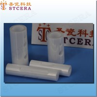 STCERA High Hardness Ceramic Pistons , Ceramic Plungers