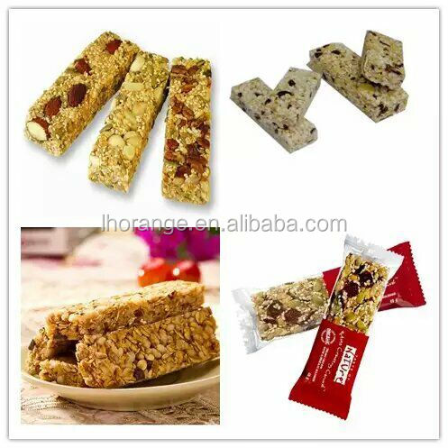 Good price automatic cereal bar cutting machine / rice cake ball moulding machine