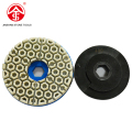 Profile grinding wheel Sponge disc polishing pads buff