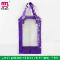 wholesale factory price pvc wine ice bag