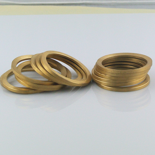 DLSEALS Customized brass flat washers copper gasket