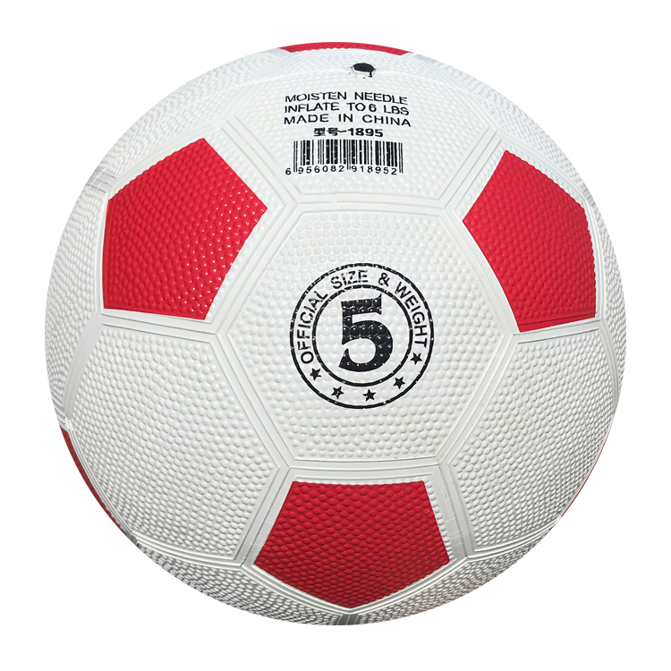 Promotion Pebble Surface Rubber <strong>Football</strong>/Soccer Ball