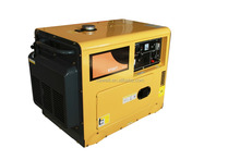Small portable Home use 5KW silent diesel generator set
