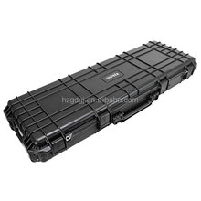 Military industrial gun case