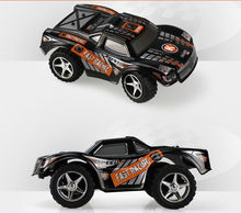WL RC Car L999 2.4G 1:12 High Speed Car High Power Electric RC Car