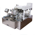 Servo motor powder filler price of sugar packaging machine