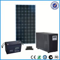 economical on grid Solar Home System 10kw solar pv system