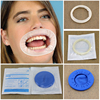 High quality latex dental oral rubber dam mouth opener gag