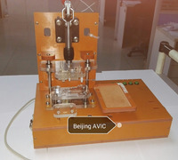 PCB test jig and fixture with ESD material