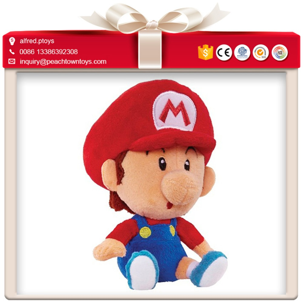 Wholesale high end quality stuffed nintendo toys