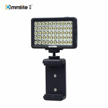 Commlite CoMiray Multi-Functional MINI LED Video Light for Cellphone, Pad, DSLR etc