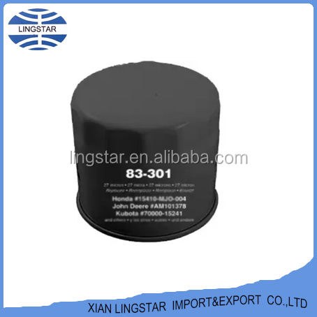 Auto Car Oil Filter for ACTY TODAY STEPWGN for CIVIC DOMANI HONDA 23303-87304