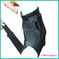 High quality foot compression sleeve ankle brace for achilles tendon therapy