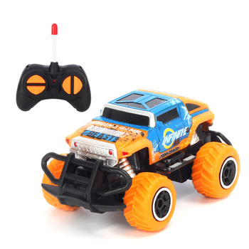 Amazon hot sale rc car 1/43 scale mini electric kids rc truck