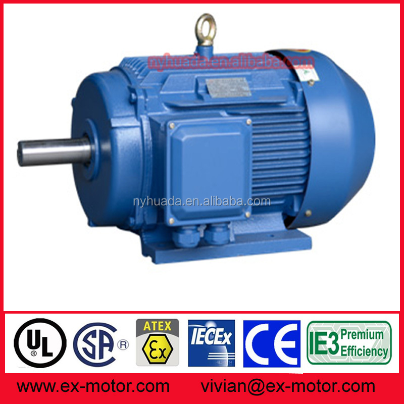 Hot sale siemens small light weight 3 phase 10hp AC induction electric motors