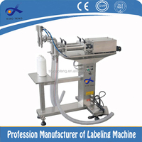 factory price automatic syrup /medicine liquid bottle filling machine/filler