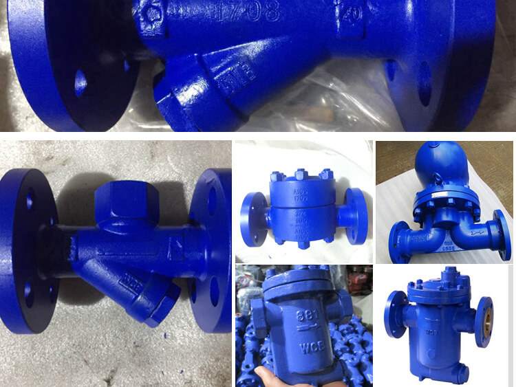 TD42 Thermodynamic steam trap