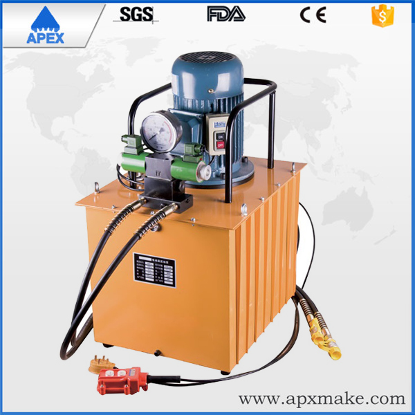 Double action electric hydraulic pump price