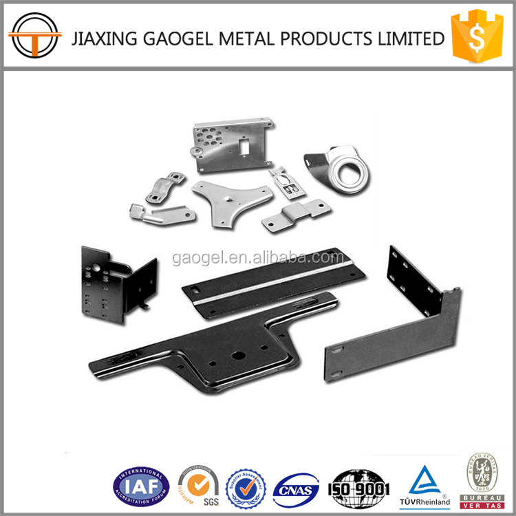 OEM High precision best seller custom Aluminium Sheet Metal Stamping machine Parts