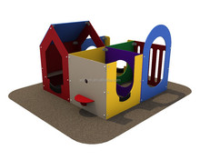 plastic kids play house