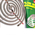 Variety of fragrance citronella mosquito coil