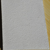 mineral wool acoustic new material for interior decoration
