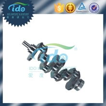 Auto crank mechanism crankshaft manufacturer for ISUZU 892190927