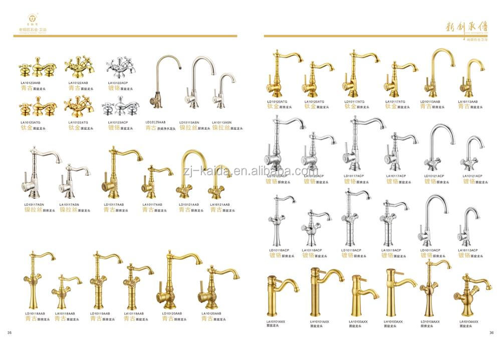 Deck Mounted Installation Type and Ceramic Valve Core Material cheap faucets