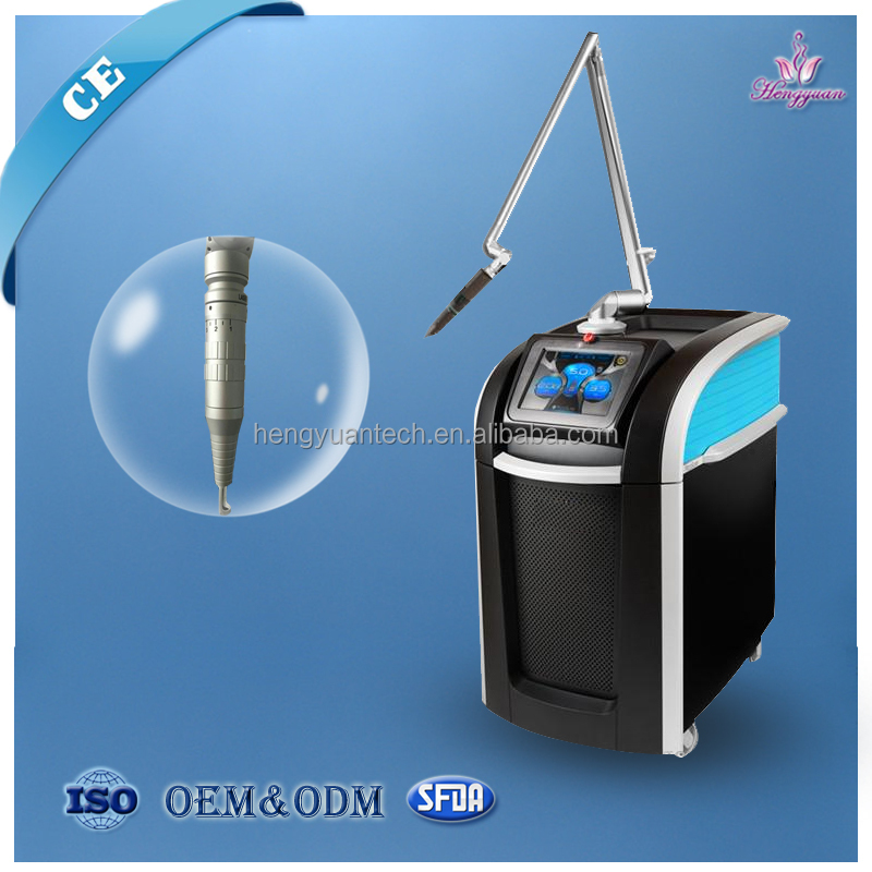 tattoo removal EO Q-switched ND YAG 1000mJ nd yag xenon lamp