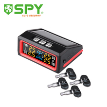 Solar power car tpms,wireless tyre pressure monitoring