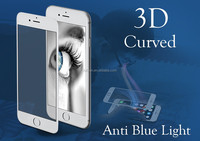 pre-sale otao 3D touch anti-blue light tempered glass, 9H screen protector, tempered glass screen protector for Iphone6/6+